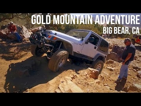 Gold Mountain Jeep Trail Adventure