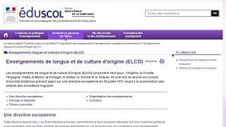 ماكرون يعلن وقف نظام تعليم اللغات الأجنبية الإختياري في المدراس للطلبة أبناء المهاجرين والعمال…