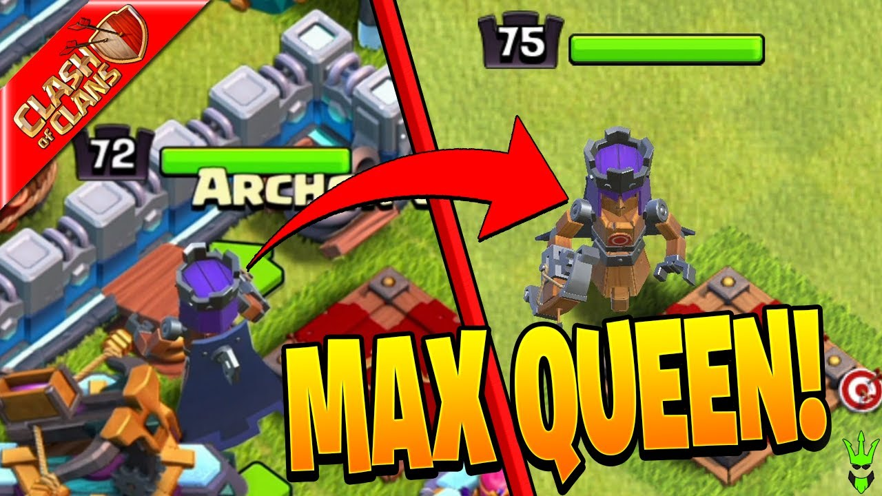 MAXING MY QUEEN WITH YETI SMASH!