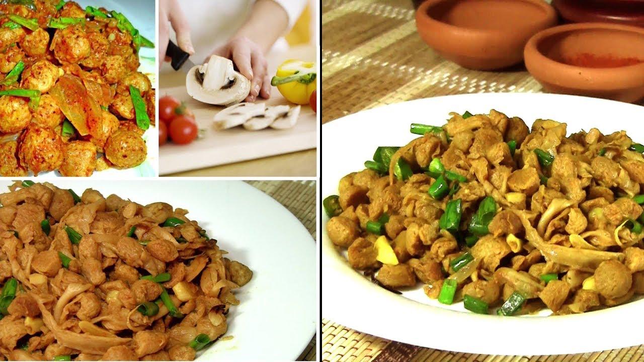 How to Make a Soya sri lankan style Tasty food