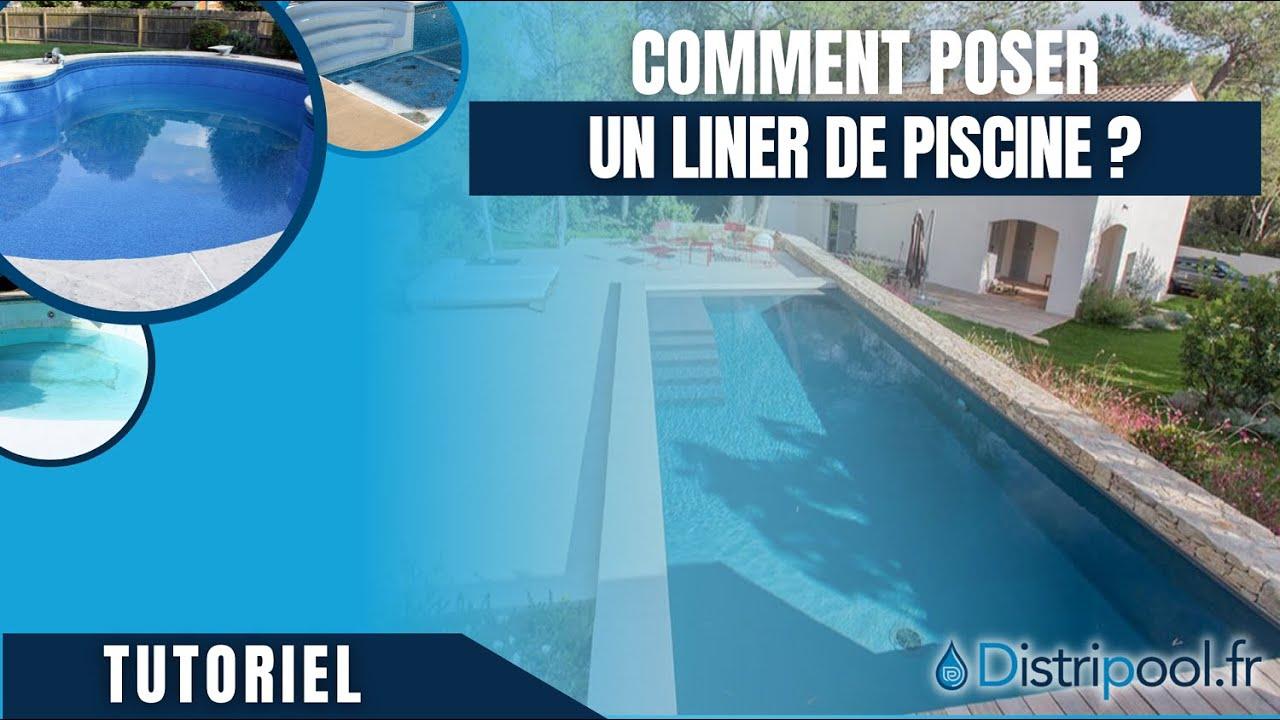 pose et montage liner Rénovation Liner piscine avec ... - Pose Liner