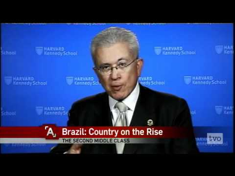 Roberto Mangabeira Unger: Brazil, A Country On The Rise