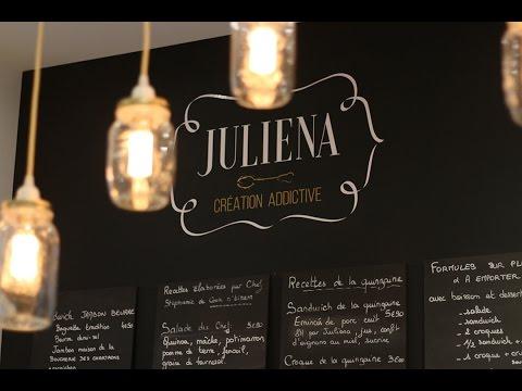 Juliena | salon de thé à Bordeaux