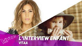 L&#39interview enfant des coachs  Vitaa  Bonus  The Voice Kids Belgique
