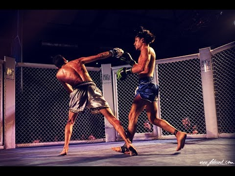 Mohamed El Hello vs. Damiano Minnella || AGE OF CAGE 10 | STUTTGART