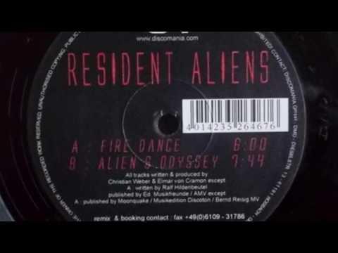 Resident Aliens - Firedance