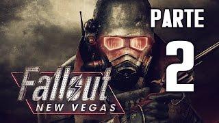 Fallout New Vegas - Parte 2: Arruaceiros da Pólvora [ PC 60FPS - Playthrough Legendado PT-BR ]