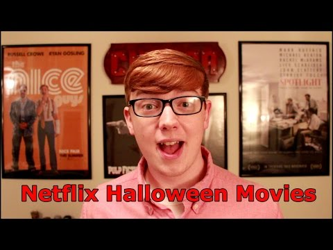 10 Good Halloween Movies on Netflix