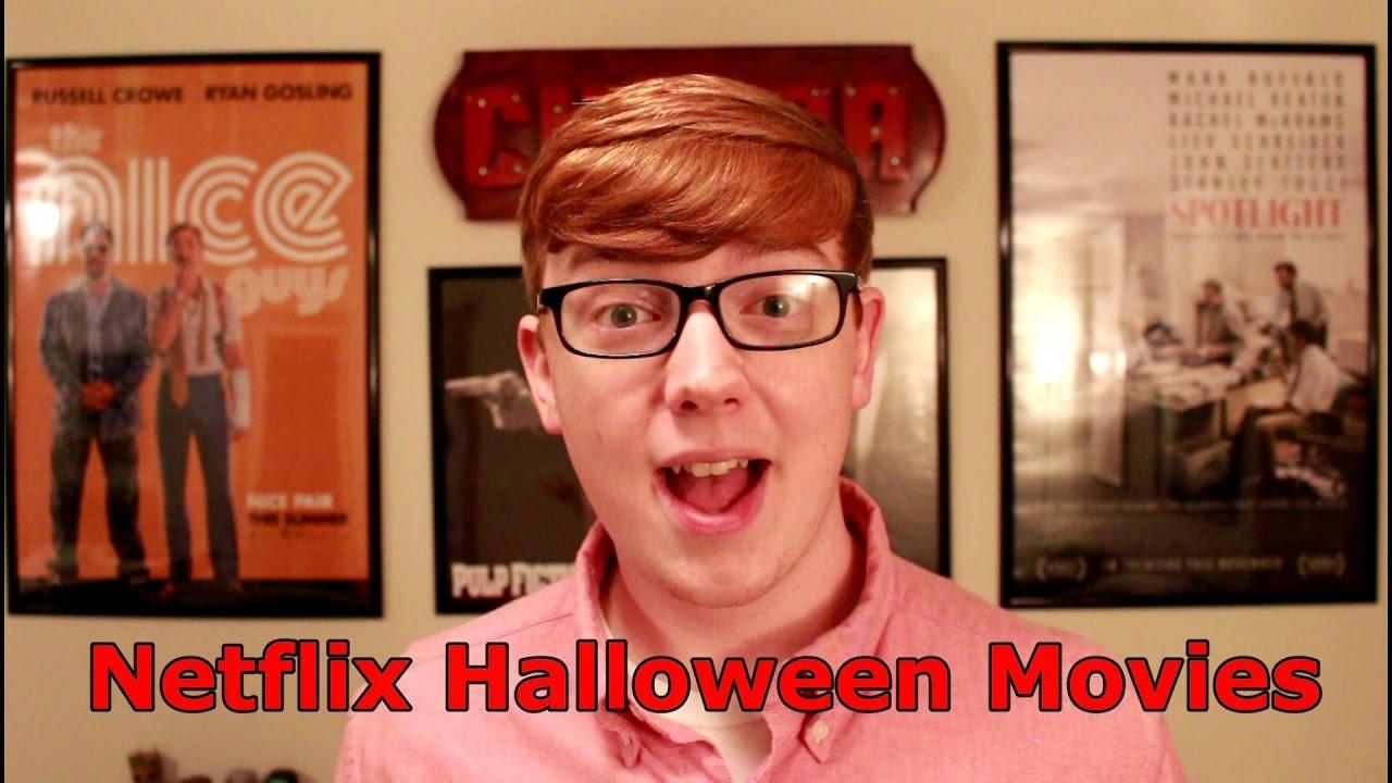 10 good halloween movies on netflix - youtube