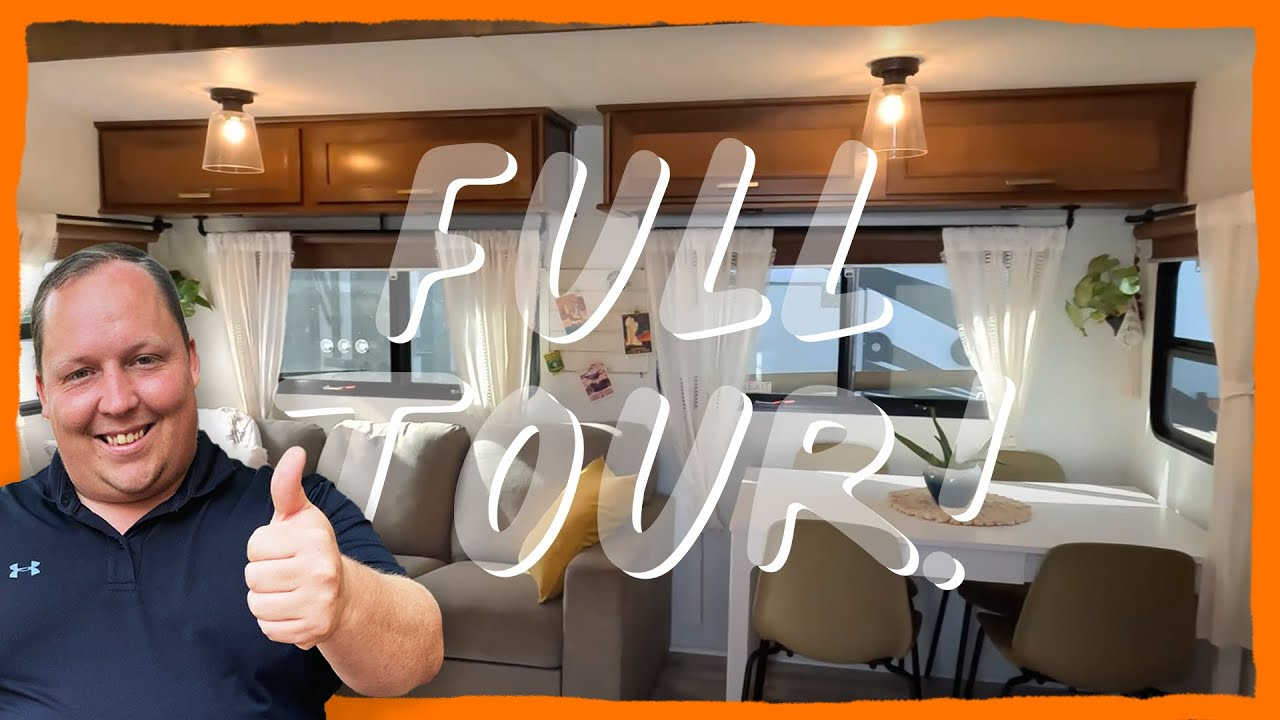 Download Incredible Fully Renovated Open Range Fifth Wheel FULL TOUR!