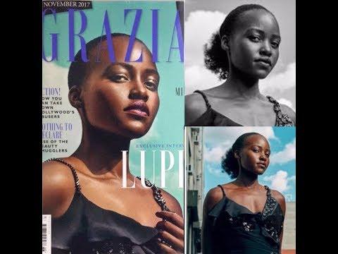 Grazia UK, Lupita Nyong'o and White Standards of Beauty