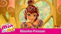 Yuko beim Blütenfest-Prinzessinnen Wettbewerb - Mia and me