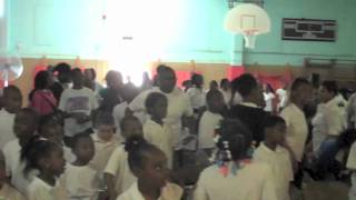 DJ Solo Charles Evans Hughes Elementary School ATV