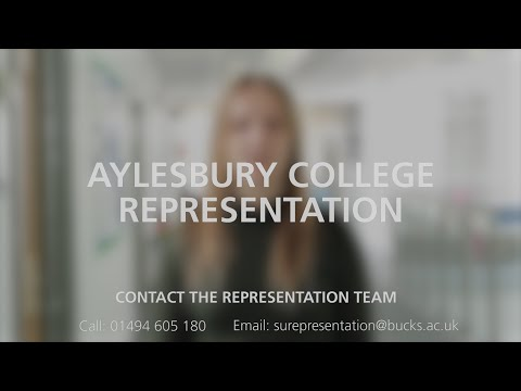 Reps at Aylesbury College