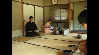 Kyoto Univercity Tyanoyu (Tea Ceremony) Culture Study Club's Tea Pa...