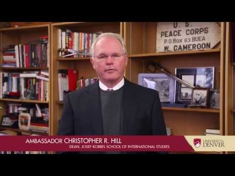 Dean Hill Accepted Student Welcome