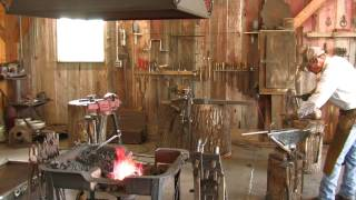 The Art of Blacksmithing: Walter Howell of Walter Forge