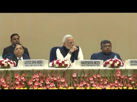 PM Narendra Modi to deliver valedictory address on National Law Day, 2017