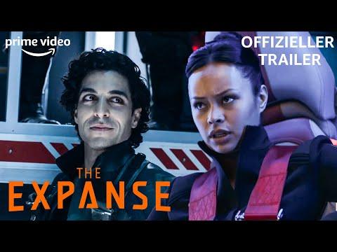 The Expanse Staffel 5 | Offizieller Trailer | Prime Video DE