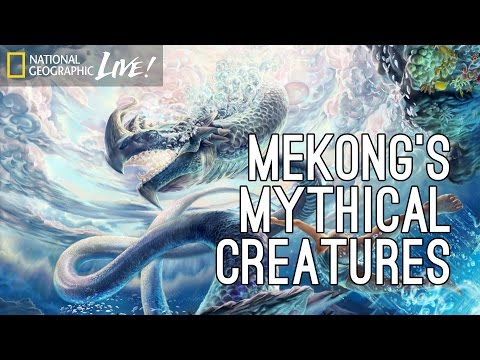 Monster Fish, Part 1: Mekong's Mythical Creature  Nat Geo Live
