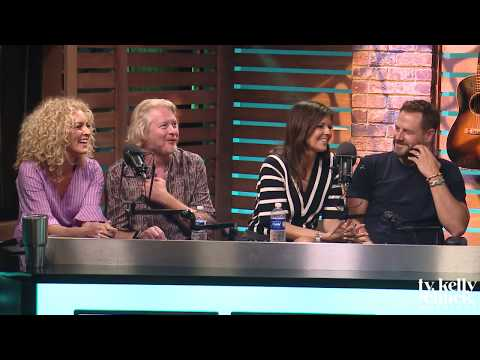 "Little Big Town Discusses the Writing Process for ""Summer Fever"" - Ty, Kelly & Chuck"