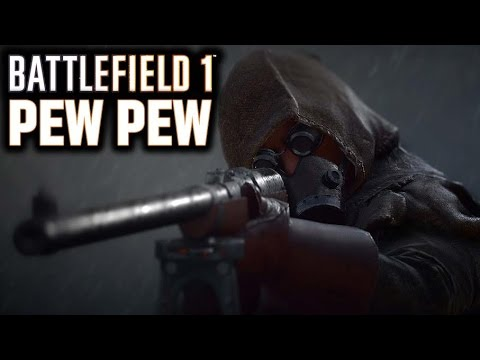 BATTLEFIELD 1 MULTIPLAYER GAMEPLAY PS4 | SCOUT & PLANES