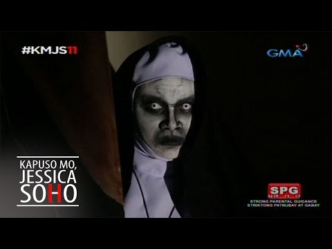 Kapuso Mo, Jessica Soho: Basta may alak, may Valak