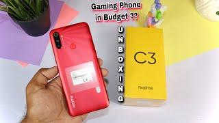 Realme C3 Unboxing Blazing Red - 3GB/32GB  Price in Pakistan  Hindi/Urdu