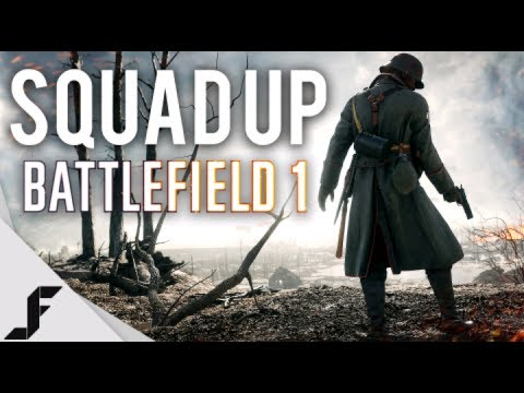Bf1 playing with subs hit that sub button squad up Dark horse   PS4 Broadcast 20