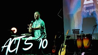 Acts 10 - Two Worlds Collide | The Bridge Church