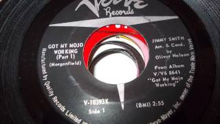 JImmy Smith - got my mojo working part1