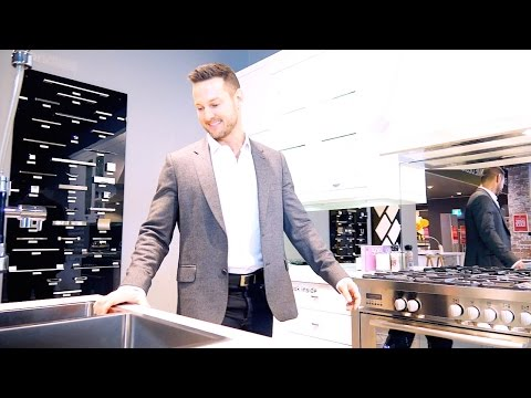 Choosing the perfect kitchen layout with Darren Palmer