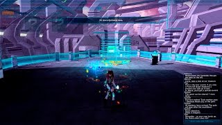 PSO2 Solo Training:Heaven and Hell - Stage 6-10 Gu/Hu  4:01