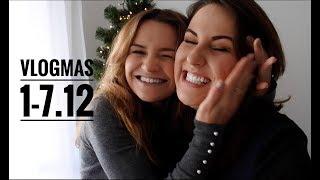 Vlogmas 1-7.12.2017 I loveandgreatshoes