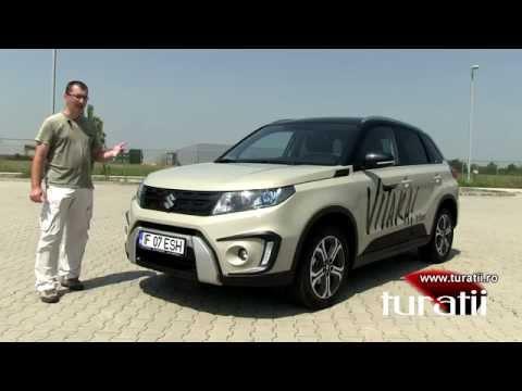 Suzuki Vitara 1,6l ALLGRIP explicit video 1 of 3