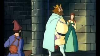 Baśnie Braci Grimm - Odcinek 20 (Król ...