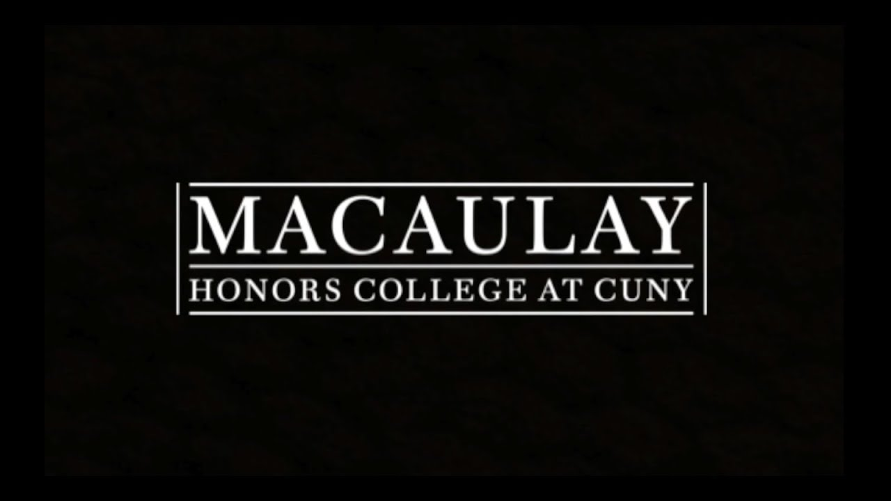 macaulay honors college application getting started  macaulay honors college application getting started