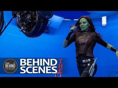 Guardians of the Galaxy Vol. 2 (Behind The Scenes)