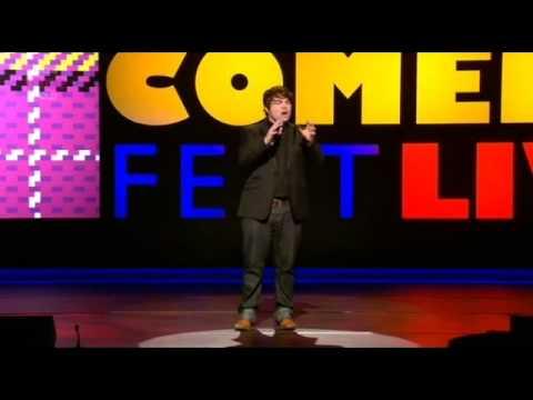 Charlie Baker - Edinburgh Comedy Fest 2011