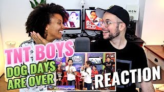 TNT boys - Dog Days Are Over | REACTION DOGDAYS 検索動画 46