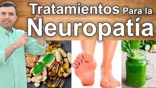 Para neuropatía aceite frotar