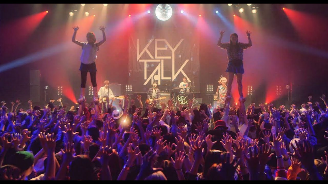 KEYTALK/「MONSTER DANCE」MUSIC VIDEO
