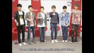 [Vietsub] [120413] EXO-M - NetEase Interview { T.A.T }