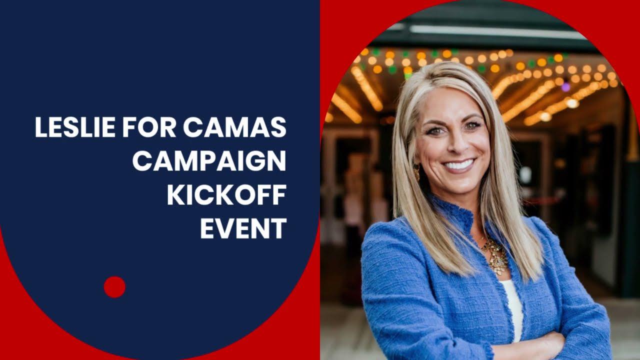 Campaign Kickoff Event June 12