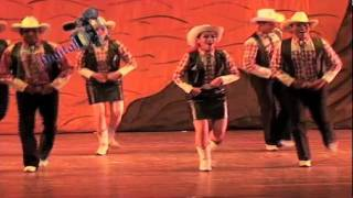 Danzas Baja California Norte Calabaceado...