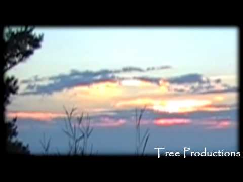 Shenandoah National Park Sunset 8/31/2013