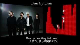 [3.31 MB] ONE OK ROCK--One by One【和訳・歌詞付き】