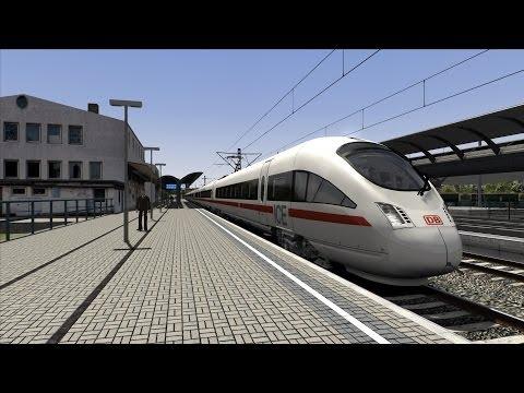 RailWorks TS 2014 Berlin - Wittenberg mit ICE T