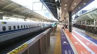 東北新幹線 やまびこ147号 仙台行き E5系 2019.06.16