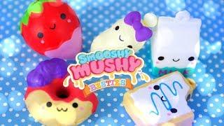 Unbox Daily: Smooshy Mushy Besties | Bakies Blind Blags | Smooshy Surprise & More